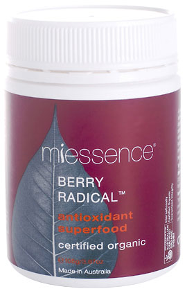 Miessence organic antioxidant superfood