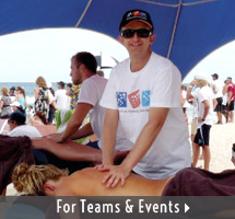 Events Massage