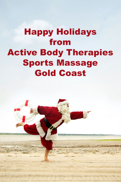 Happy holidays from Active Body Therapies Massage Miami